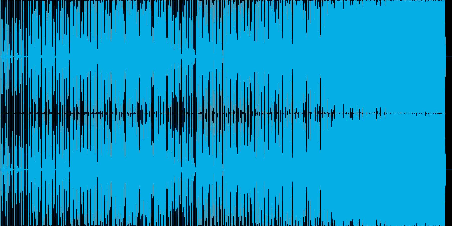 ISLAND (Feat. MATTON)の再生済みの波形