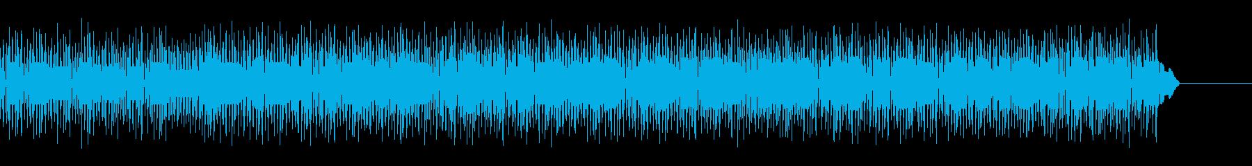 8bitピコピコサウンドで軽快なブルースの再生済みの波形