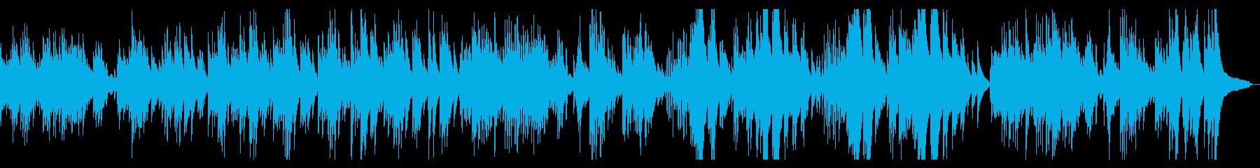 亡き王女のためのパヴァーヌ ピアノソロの再生済みの波形
