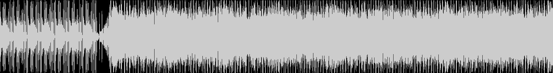 お洒落・ポジティブ・シンプルなBGM、2の未再生の波形