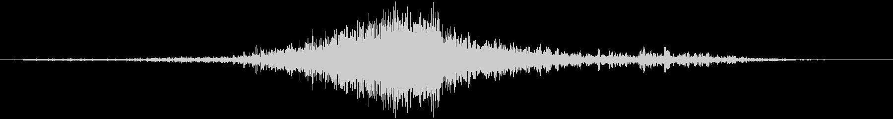 トランジション FX_06の未再生の波形