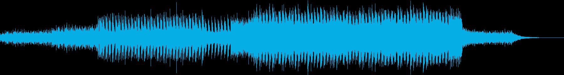 幻想的なクラブクラシックの再生済みの波形
