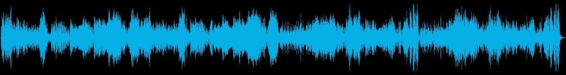 クラシック。ピチカート。ロマンチッ...の再生済みの波形