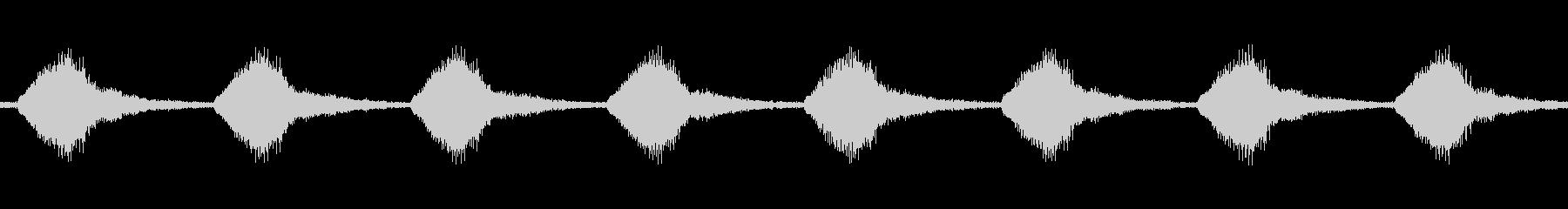 研究所内のサイレン音(ループ仕様)_01の未再生の波形