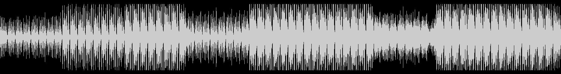 【ループ版】企業VP・CM 南国の未再生の波形