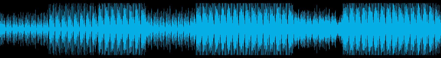 【ループ版】企業VP・CM 南国の再生済みの波形