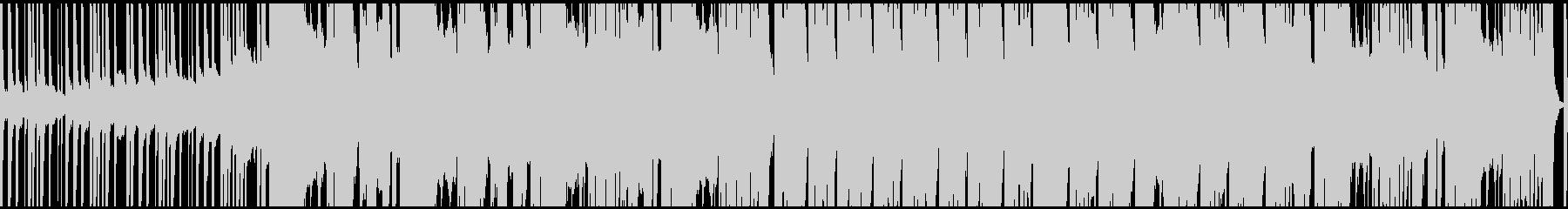 【WEBや店舗に】アナログなヒップホップの未再生の波形