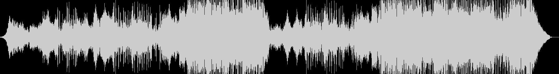 メルヘンな世界観・ガーリーポップ 長尺Bの未再生の波形
