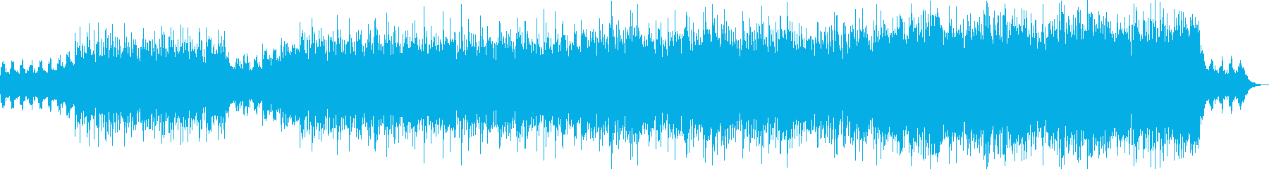シネマティック センチメンタル 技...の再生済みの波形