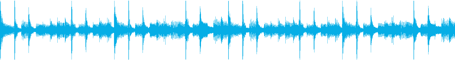 Upbeat, happy and...'s reproduced waveform