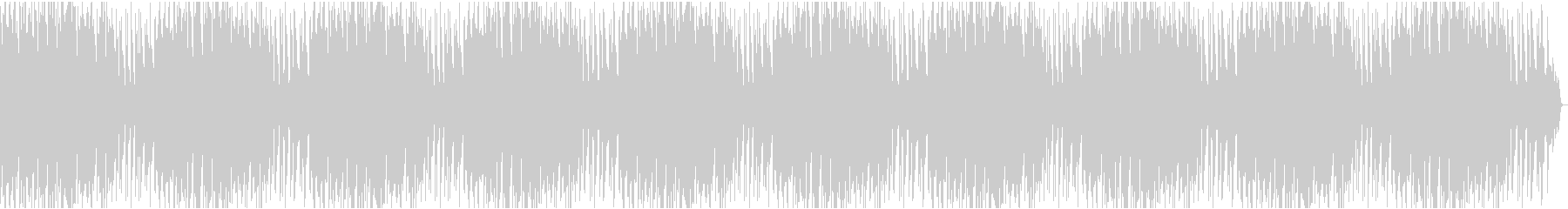 企業VP2 16分 16bit48kHzの未再生の波形