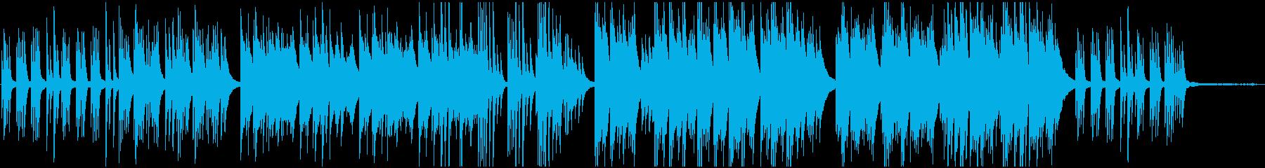 切ないピアノ曲 癒し系 作業用BGMの再生済みの波形