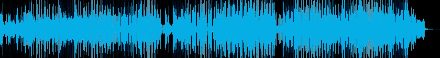 無機質でエモいヒップホップ 短尺の再生済みの波形