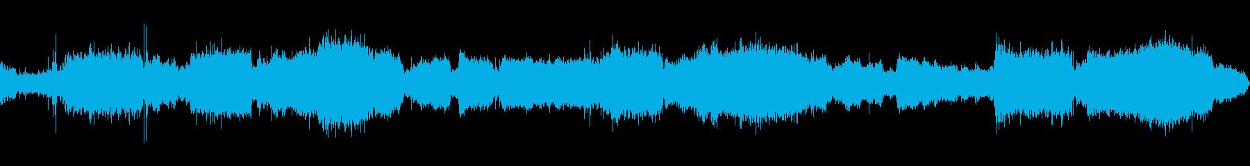 バックホウ:作業の再生済みの波形