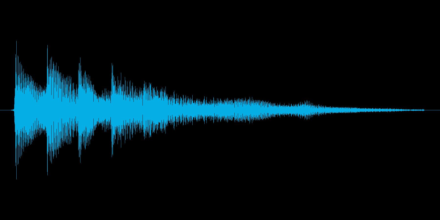 ゲーム、クイズ(正解)_002の再生済みの波形