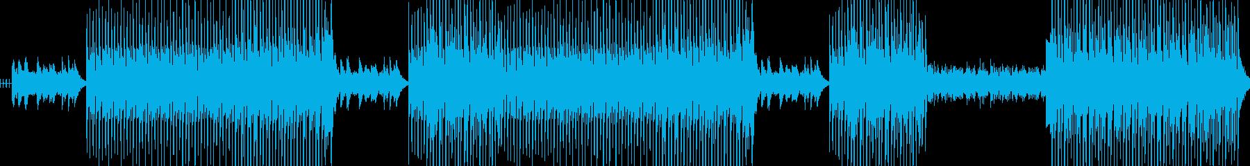 エネルギー、ポジティブ、メロディッ...の再生済みの波形