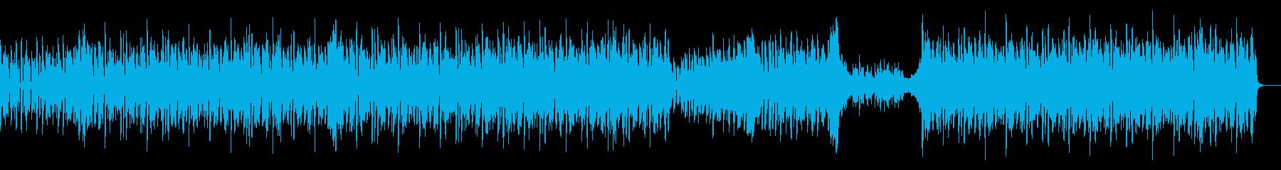 《バイオリンメイン》かっこいいEDMの再生済みの波形