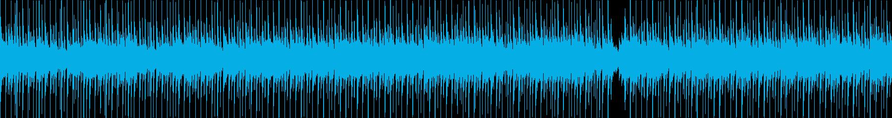 ティーン アンビエント 民謡 アク...の再生済みの波形