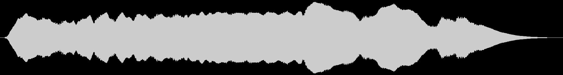 素材 シンセベーススムースロング02の未再生の波形