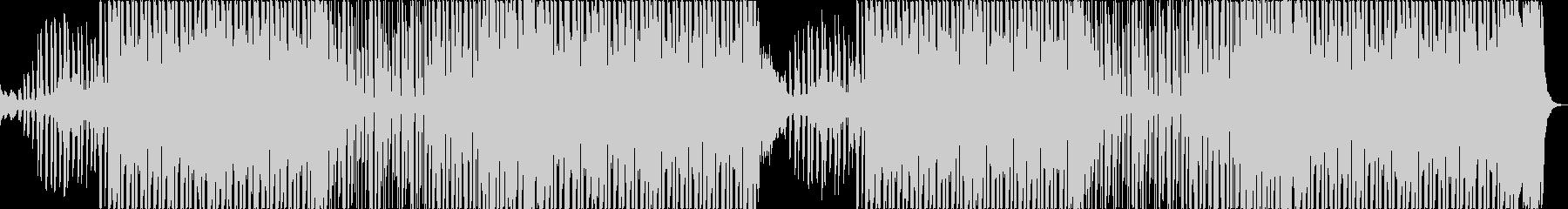 おしゃれ洋楽トラップヒップホップレゲエaの未再生の波形