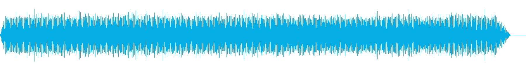 クリケット-鳥の再生済みの波形