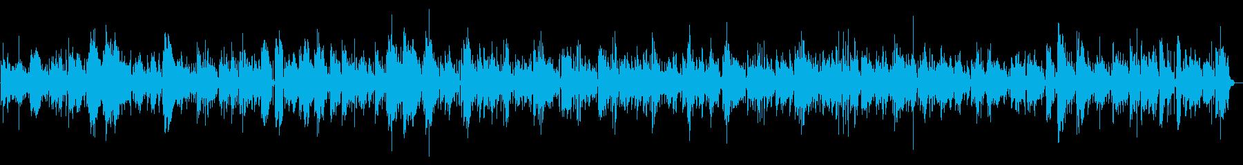 BARで聴く大人のムードなジャズバラードの再生済みの波形