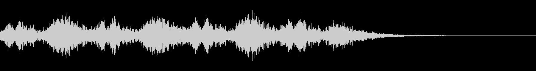 耳鳴り、気配、テレパシーA07の未再生の波形