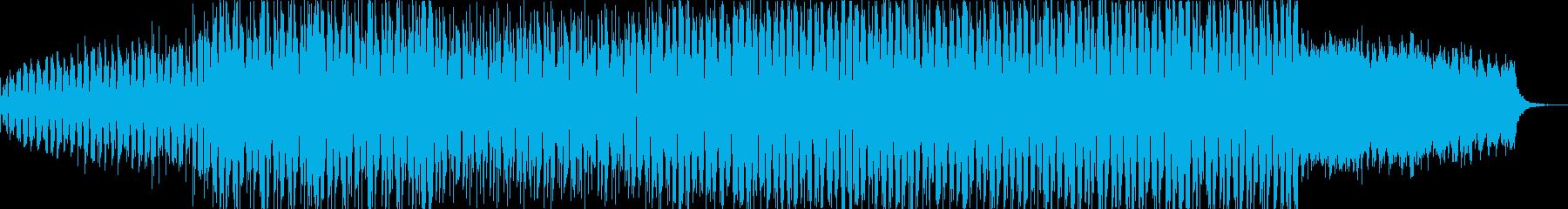 ティーン ポップ テクノ 中国語 ...の再生済みの波形