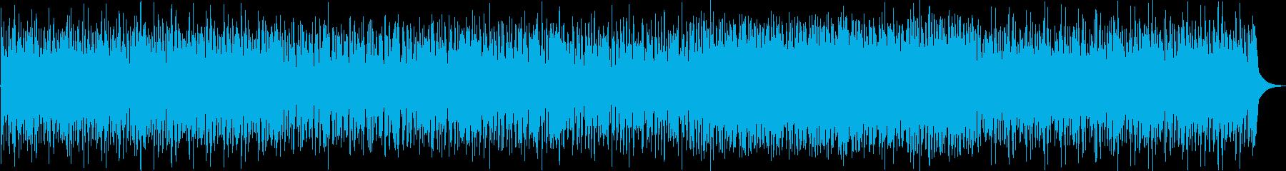 疾走感のあるピアノトリオの再生済みの波形