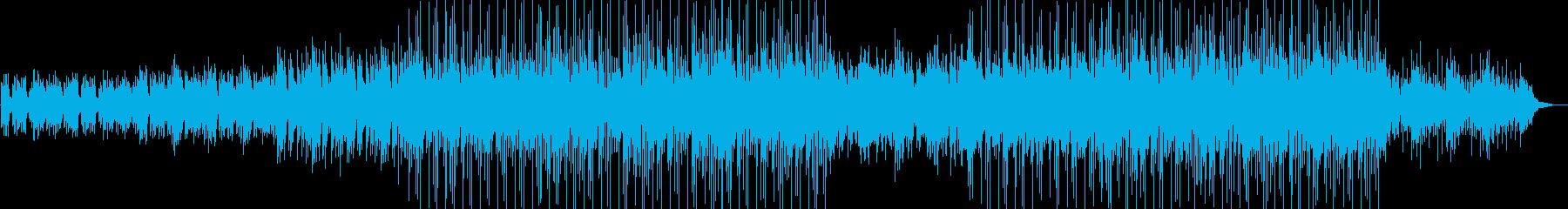 ソフトなポップイージーリスニングイ...の再生済みの波形