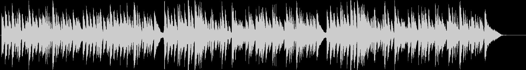バッハ/メヌエット1/へたっぴバイオリンの未再生の波形