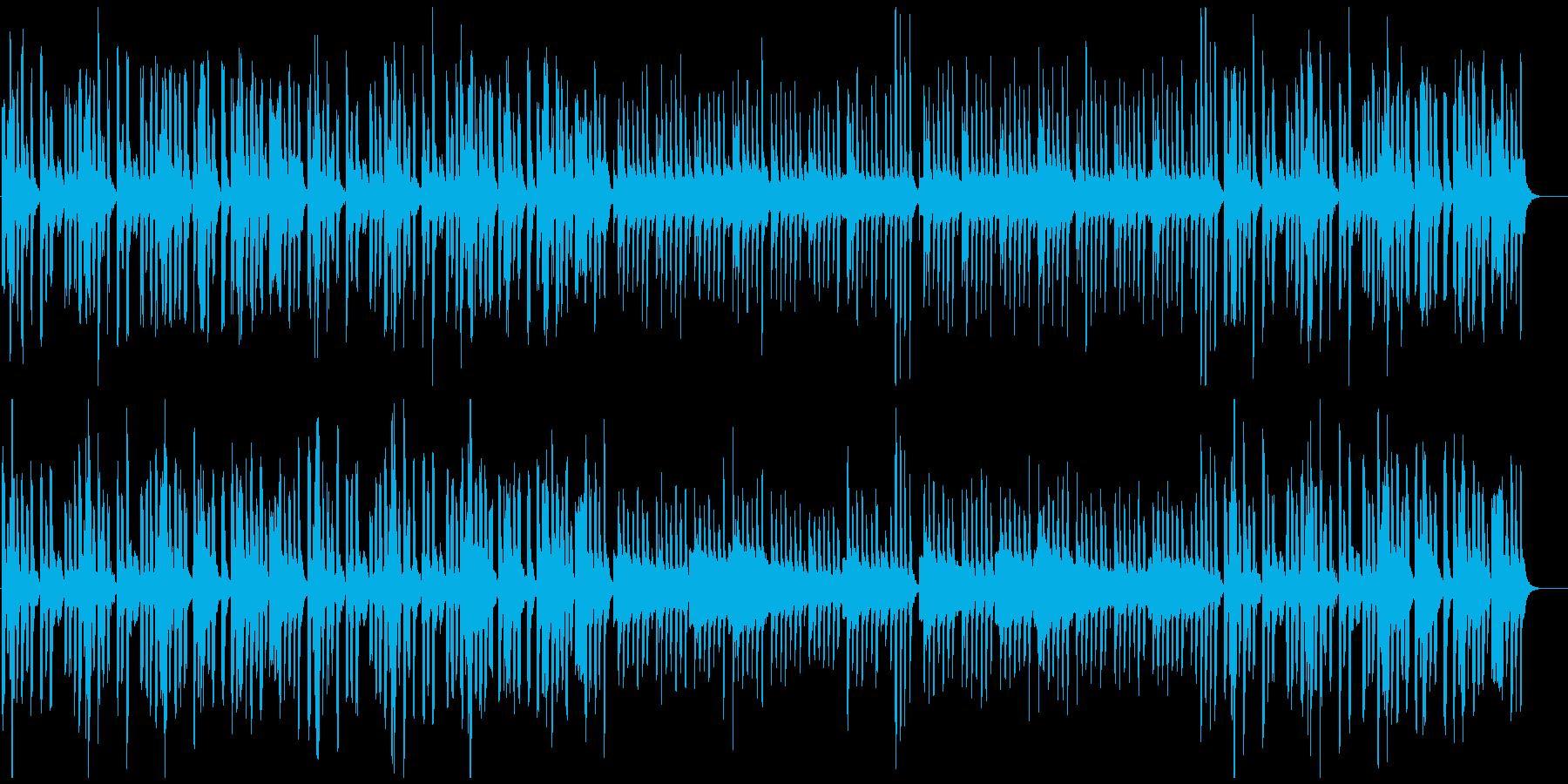 クラッシック風・エレピ・マリンバほのぼのの再生済みの波形