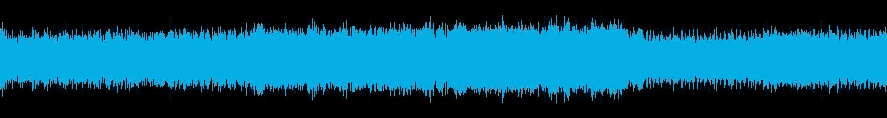 ループ オーケストラ・ロック ボス戦闘の再生済みの波形