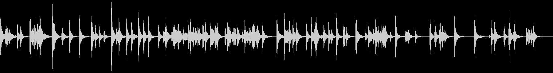 童話の世界のアンサンブル(ループ仕様)の未再生の波形