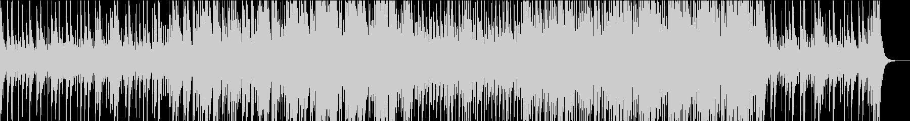 Drumsの未再生の波形