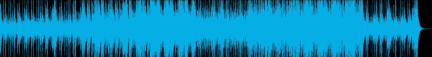 Drumsの再生済みの波形
