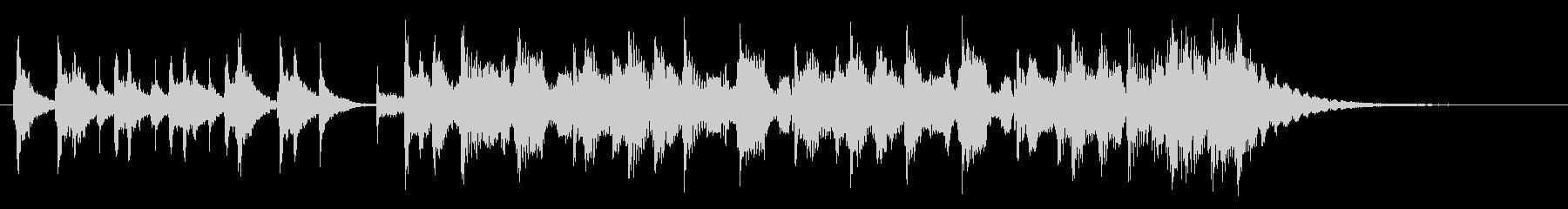 【15秒ver】ハーモニカの明るいオープの未再生の波形