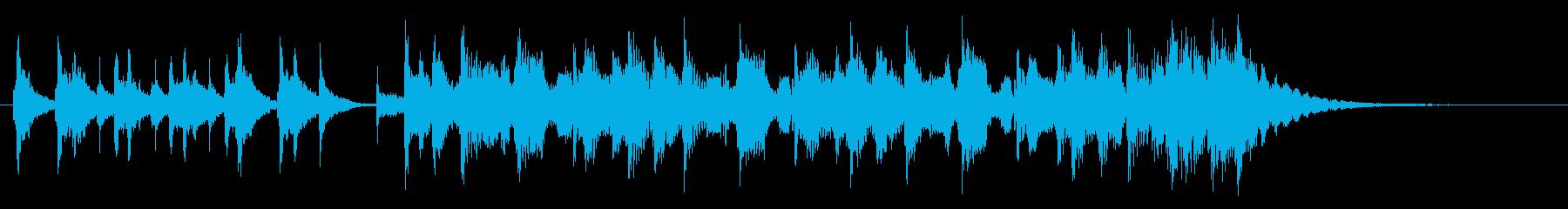 【15秒ver】ハーモニカの明るいオープの再生済みの波形