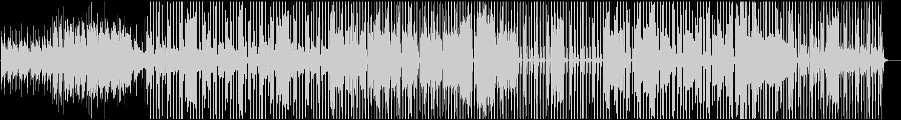 クールでジャジーなシティポップ風ビートの未再生の波形