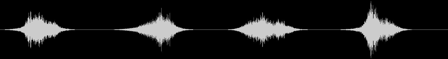 音楽:不気味なソフトオーケストラB...の未再生の波形