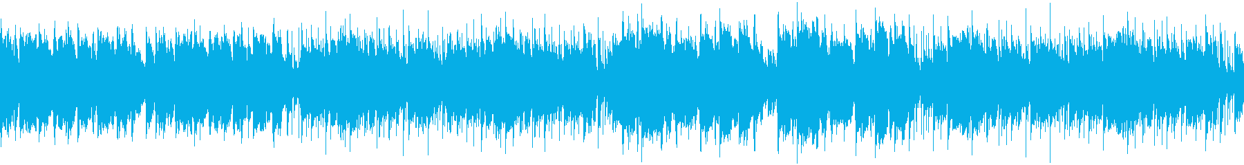 Refreshing violin / quiet / loop's reproduced waveform