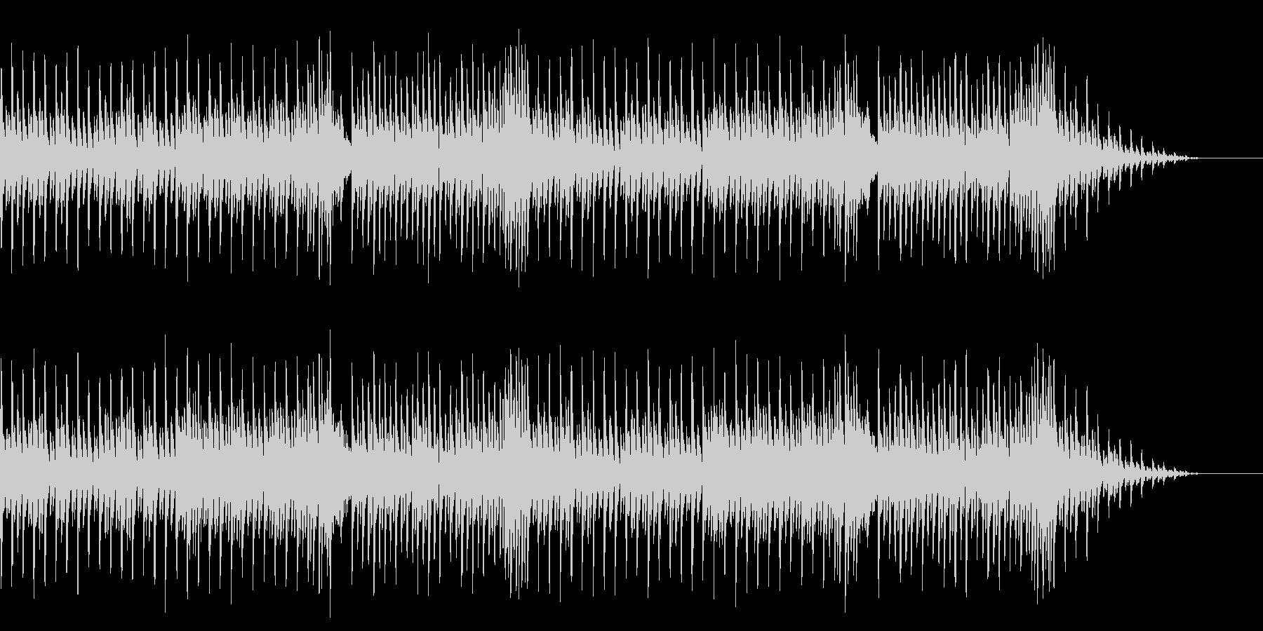8bitクラシック-カプリース-の未再生の波形