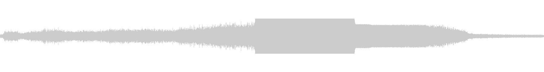 トーチブロー火炎切断hの未再生の波形