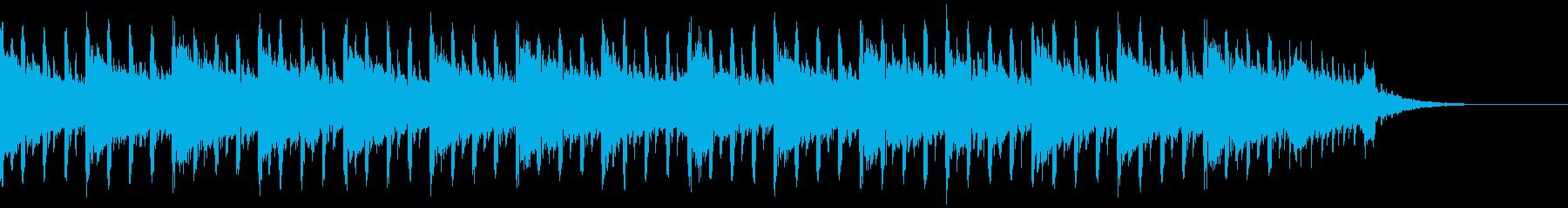 最小テクノロジー(40秒)の再生済みの波形