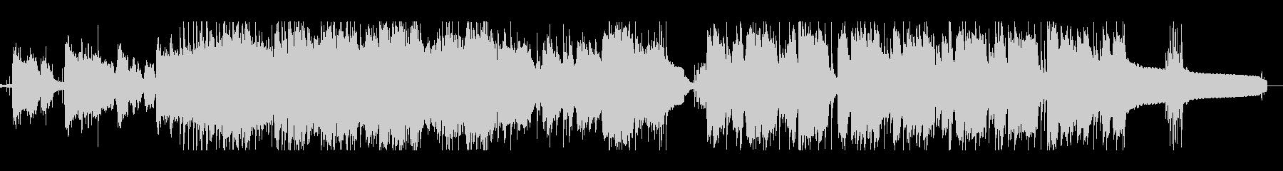 ドリームランドの未再生の波形