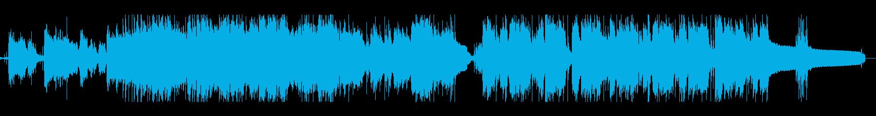 ドリームランドの再生済みの波形