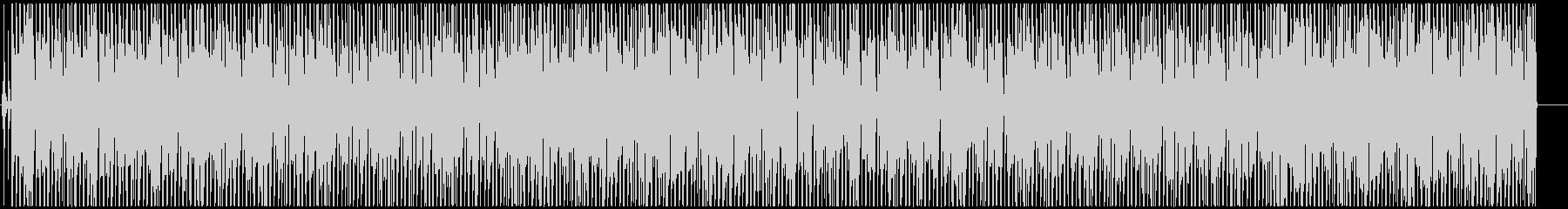 レゲエ ほのぼの明るいステッパーズ の未再生の波形