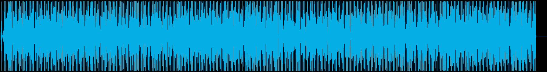 レゲエ ほのぼの明るいステッパーズ の再生済みの波形