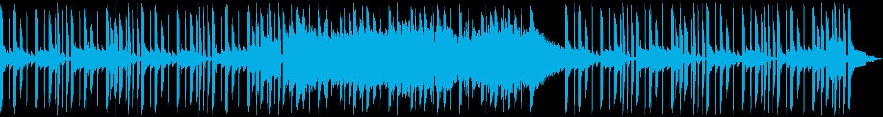 ポップ テクノ R&B ギャングス...の再生済みの波形