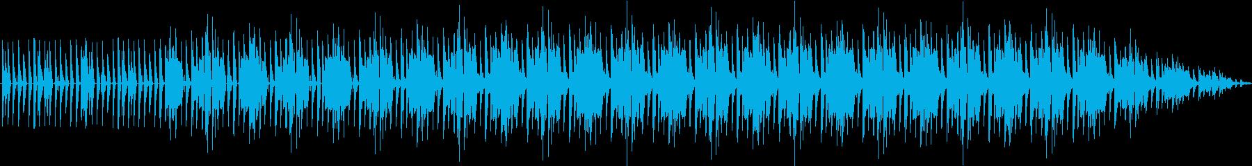 ループ。極端なシンセ。しつこいルー...の再生済みの波形